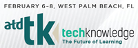 ATD TechKnowledge 2019 logo